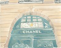 © Kate Schelter LLC 2020 | Chanel Vendome storefront  1 by Kate Schelter