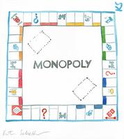 © Kate Schelter LLC 2019 | Monopoly by Kate Schelter