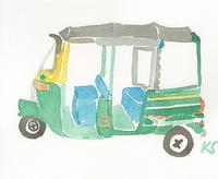 © Kate Schelter LLC 2018 | TUK TUK by Kate Schelter
