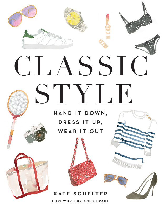 © Kate Schelter LLC 2017 | Classic Style - Hand it down, dress it up, wear it out by Kate Schelter